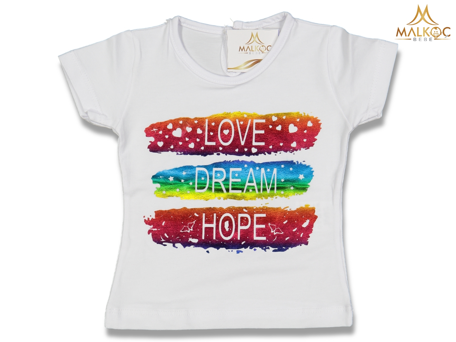 KIZ 6/18 AY LOVE DREAM HOPE BADİ