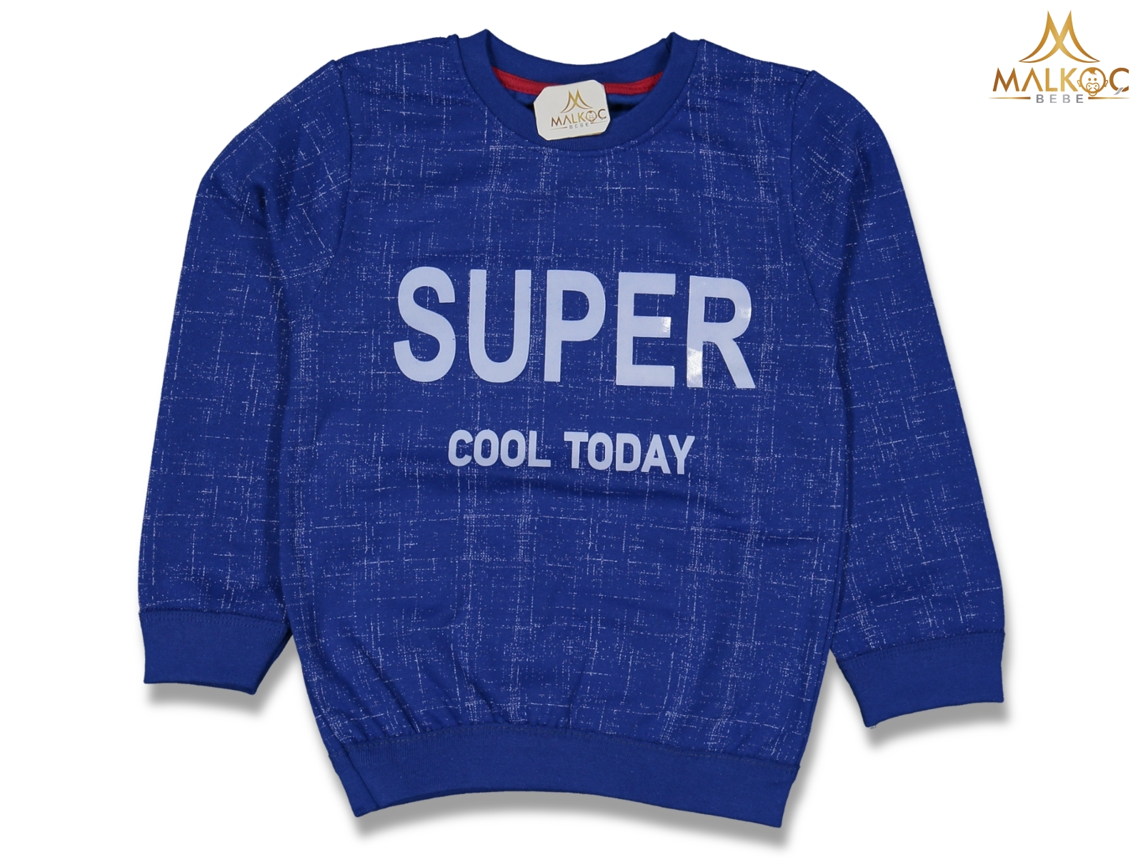 ERKEK 3/7 YAŞ SUPER COOL TODAY SWEAT
