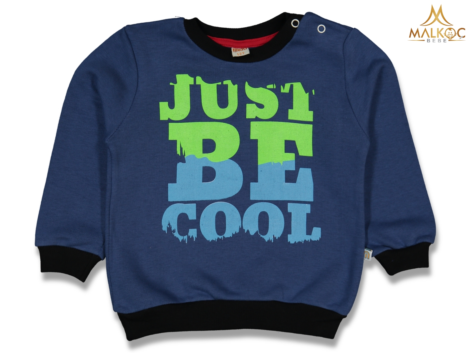ERKEK 9/24 AY 3 İP JUST BE COOL SWEAT