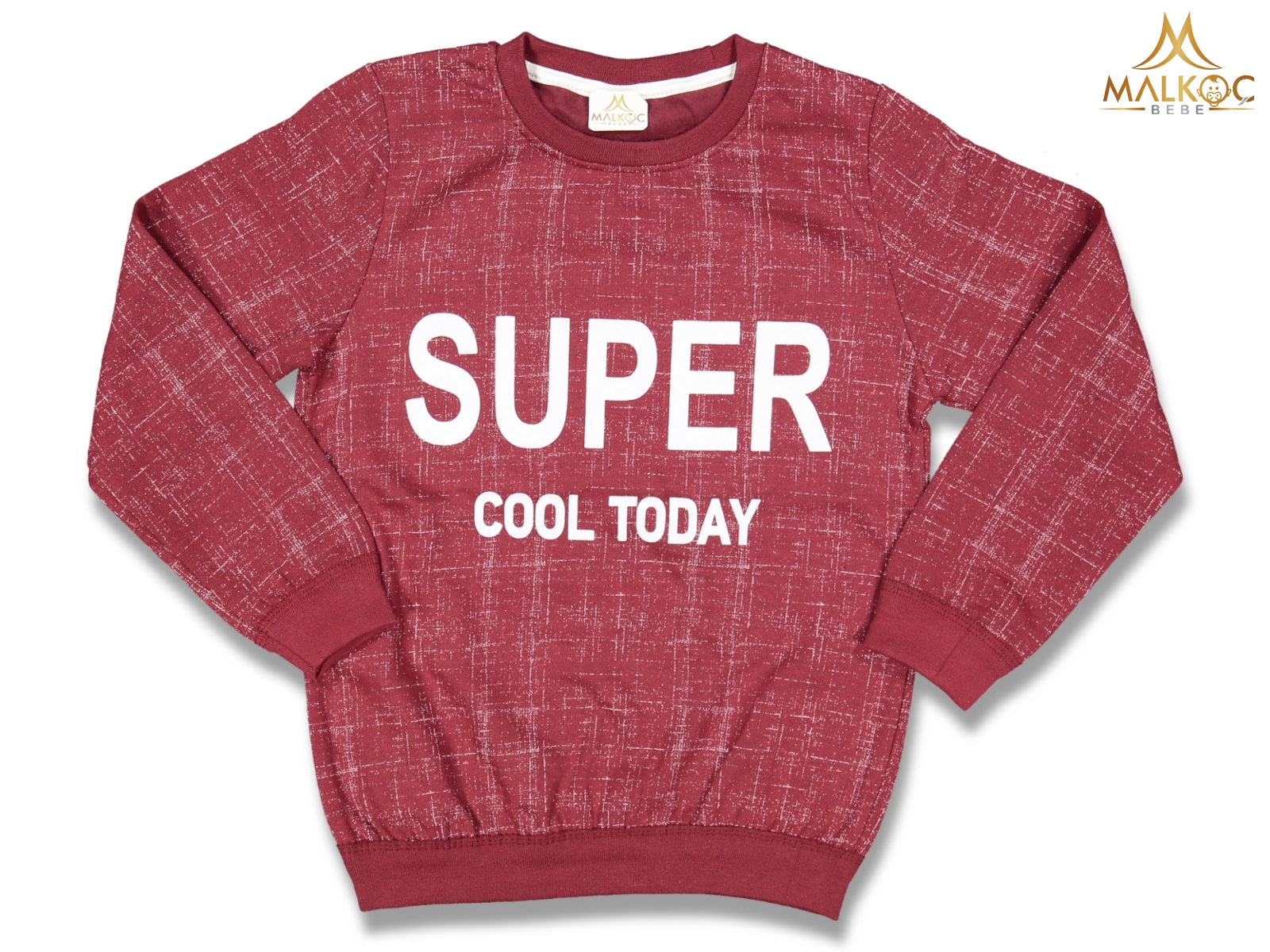 ERKEK 8/12 YAŞ SUPER COOL TODAY SWEAT