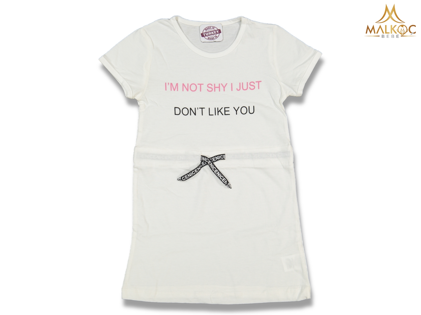 KIZ 1/4 YAŞ I'M NOT SHY JUST BASKI ELBİ