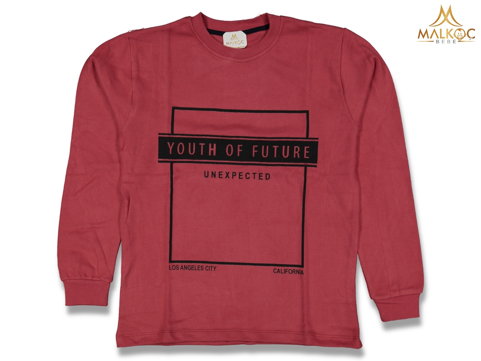 ERKEK 9/12YAŞ YOUTH OF FUTURE SWEAT