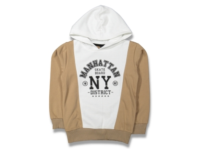 KIZ 8/12 YAŞ MANHATTAN NY 2İP SWEAT