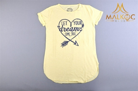 KIZ XS/L LET YOUR DREAMS BADİ