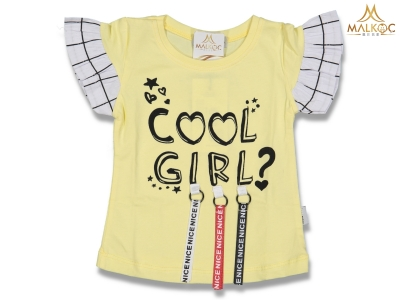 KIZ 1/4YAŞ COOL GIRL BADY