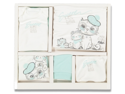 BEBE 10 LU SWEET ZIBIN SET