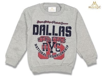 ERKEK 3/7 YAŞ 2 İP DALLAS SWEAT