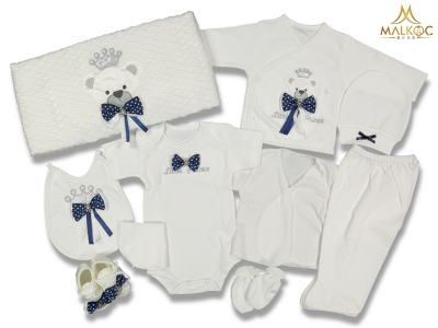 BEBE 10 LU LİTTLE PRİNCE ZIBIN SET