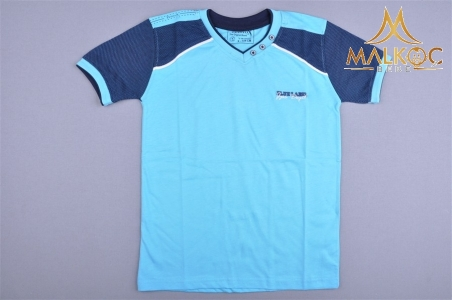 ERK.2/5YAŞ BLUE LABEL TSHIRT