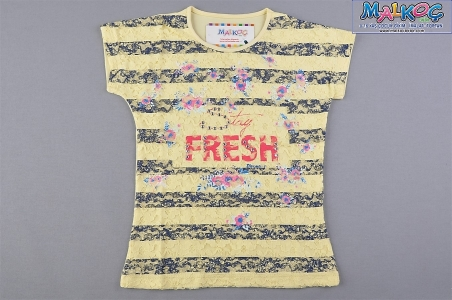 KIZ 9/12 YAŞ 'FRESH'BASKI BADİ