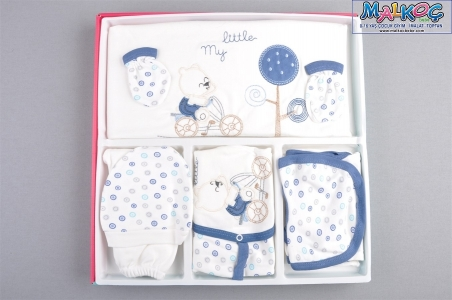 BEBE 10 P.LİTTLE MY BİSİKLET SET