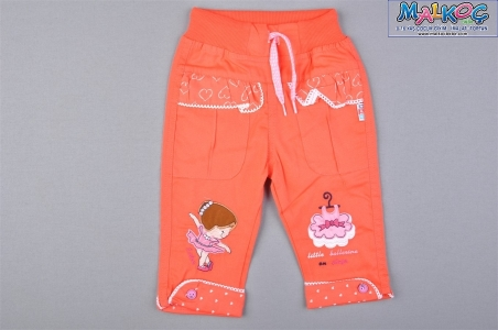 KIZ 6/18AY LİTTLE BELERİN PANTALON